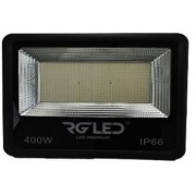 REFLETOR SMD SLIM LED 400W IP66 120° 6500K BIVOLT