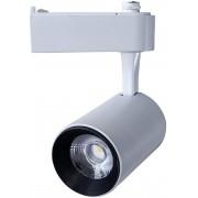 Spot LED 20W para Trilho Eletrificado