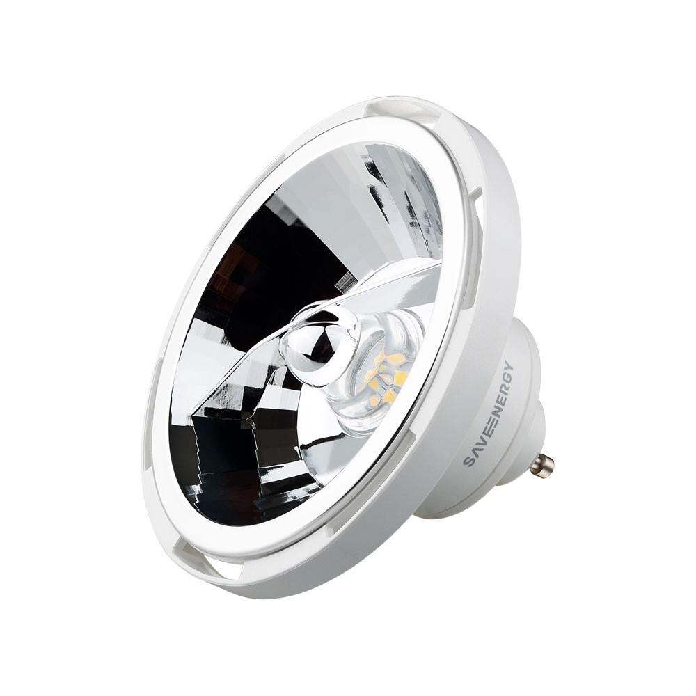 AR111 13W 24° 2700k Save energy