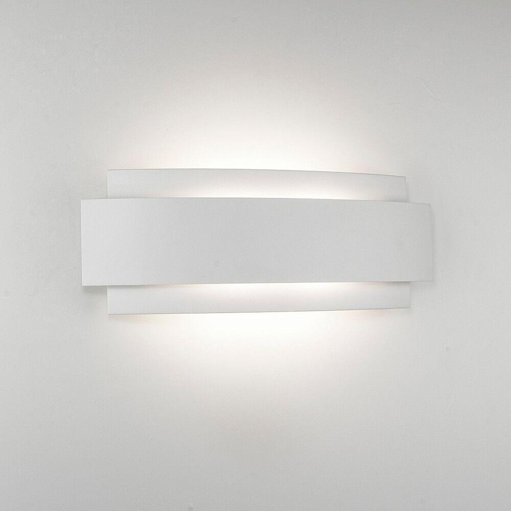 ARANDELA COURBE LED – 127V LED 2700K – 363 X 122 X 62MM