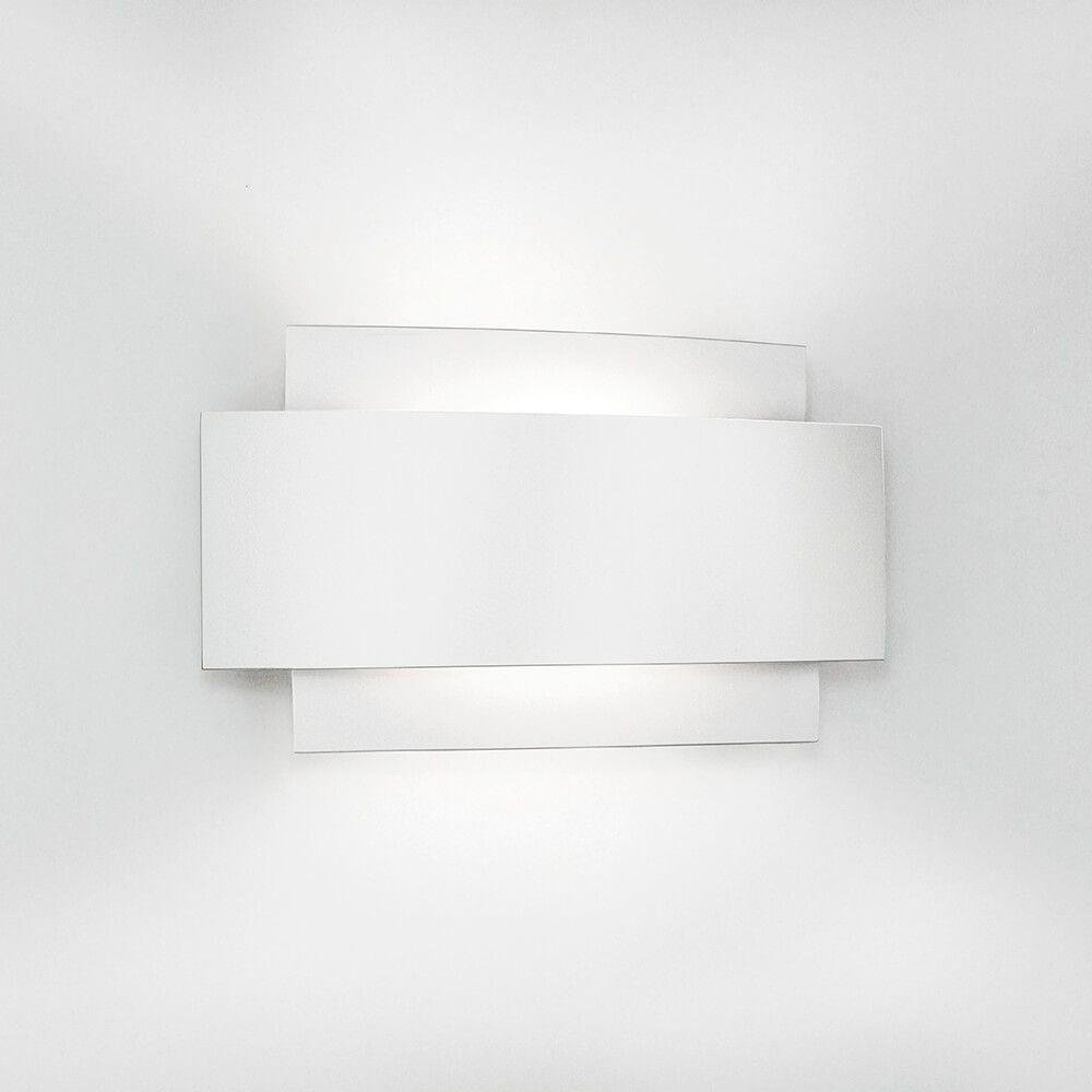 ARANDELA COURBE LED – 220V LED 2700K – 216 X 122 X 48MM