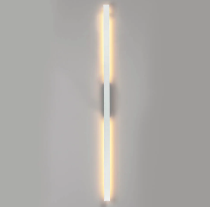 ARANDELA FIT – BIVOLT 127V / 220V LED 3000K – 25 X 61 X 1140MM