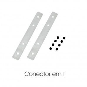 Conector em I do perfil ILU-PS53