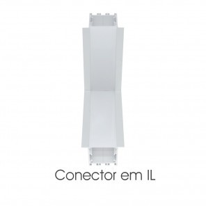 Conector em IL do perfil ILU-GE43