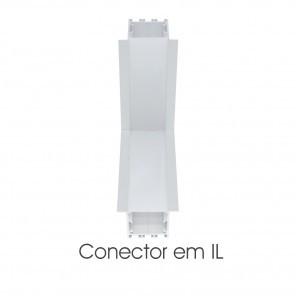 Conector em IL do perfil ILU-GE44