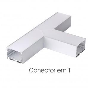 Conector em T do perfil ILU-PS51