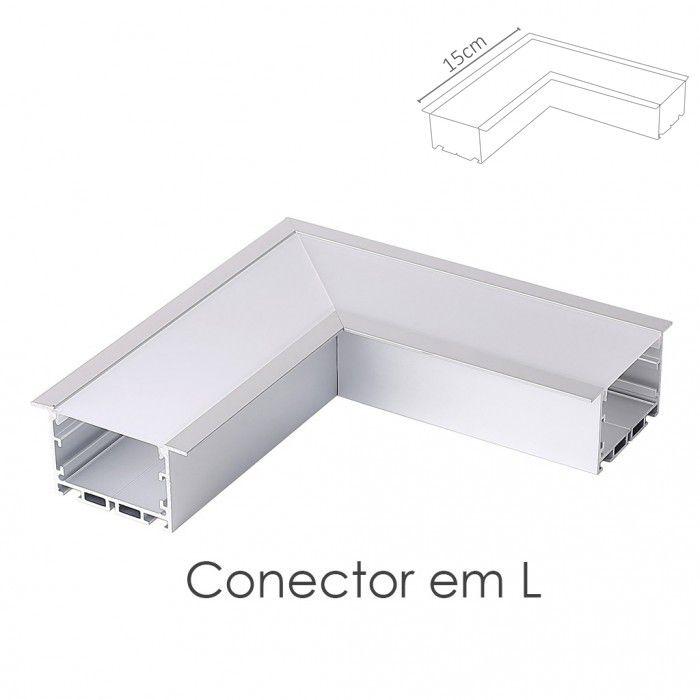 PERFIL EMBUTIDO ILU-GE43  ( POR METRO)
