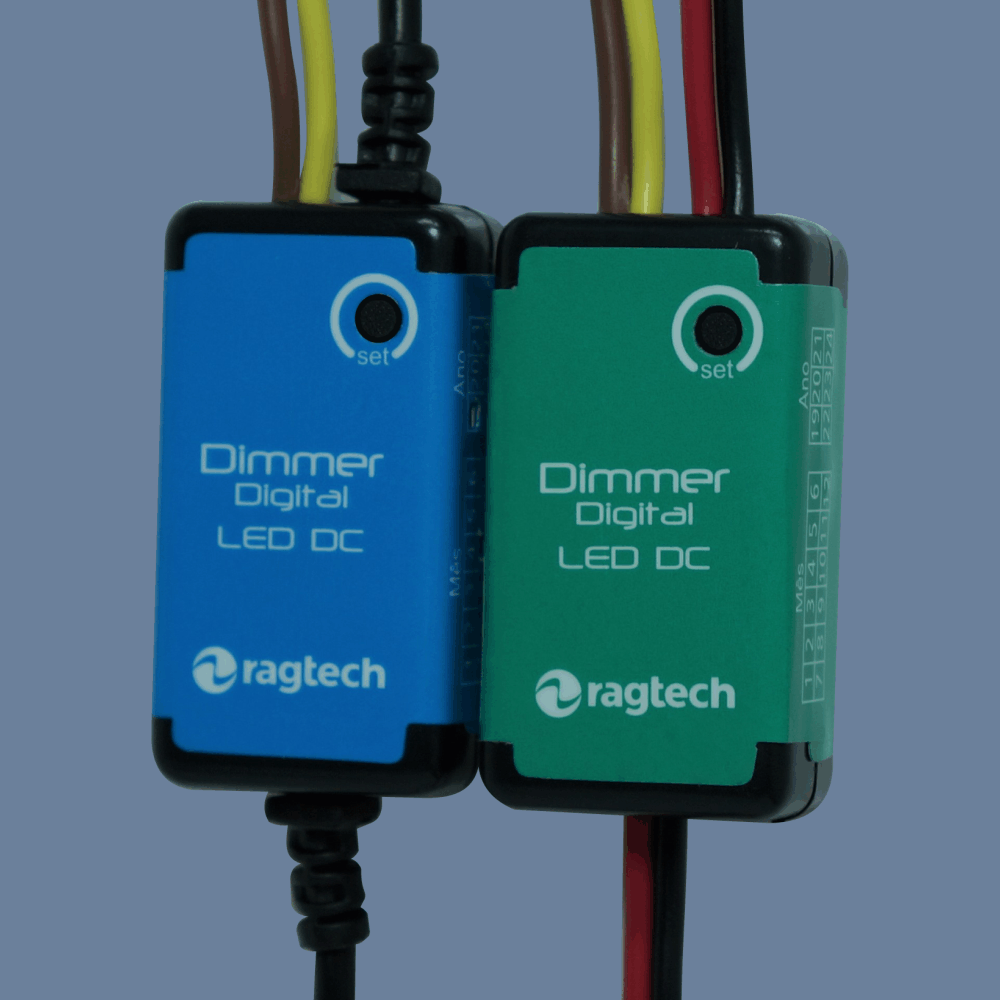 Dimmer digital led DC para fita de led