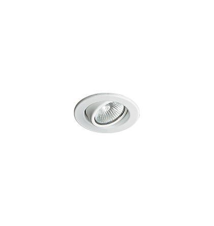Embutido Circular para lâmpada Dicróica LED