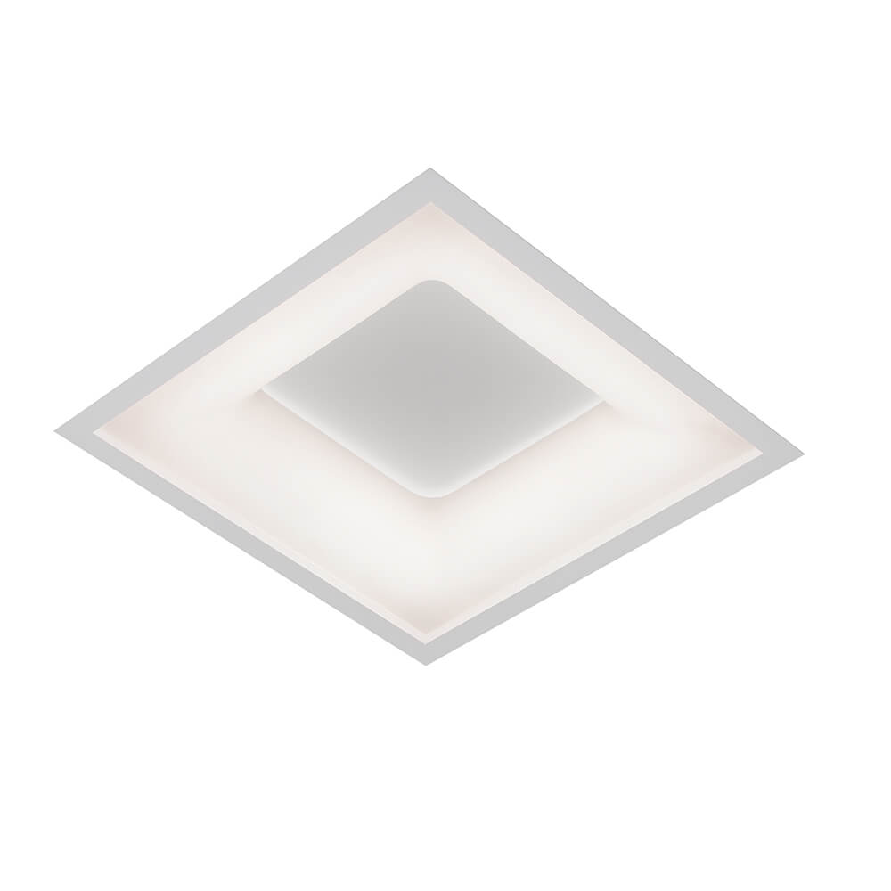 EMBUTIDO NM LED 33,6W 127/220V 490X490X67MM