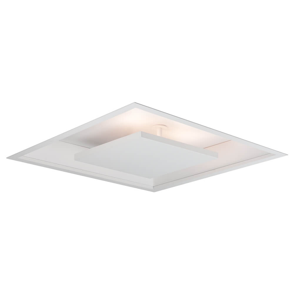 EMBUTIDO NP LED 25,2W 127/220V 620X620X70MM