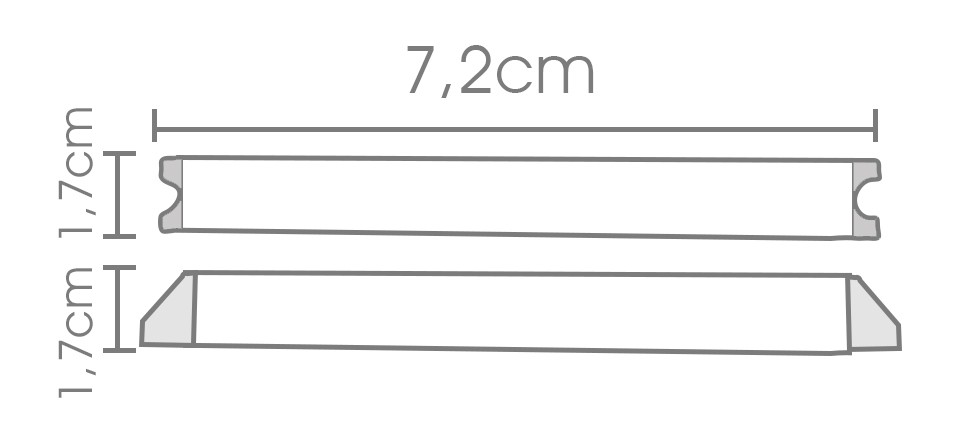 Fonte Slim 24V 0,75A - IP20