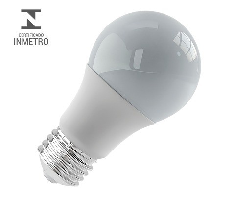 LAMPADA BULBO LED 9W Luminatti