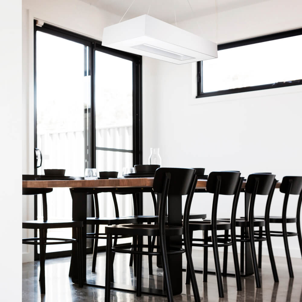 PENDENTE CHESS CFL E27 – BIVOLT 127V / 220V – 720 X 350 X 120MM