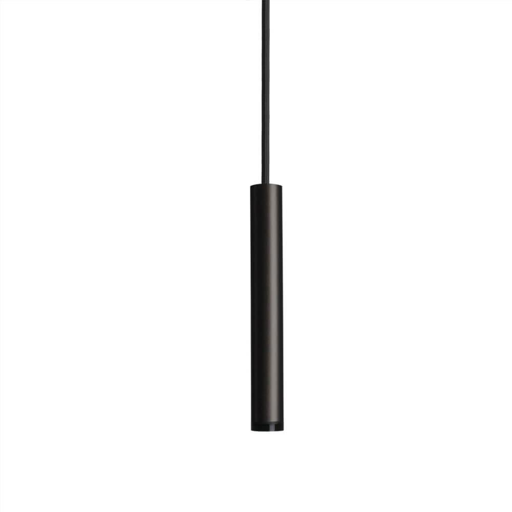PENDENTE L II C/ ADAPTADOR 1 MINI DICROICA DIAM. 40X150MM