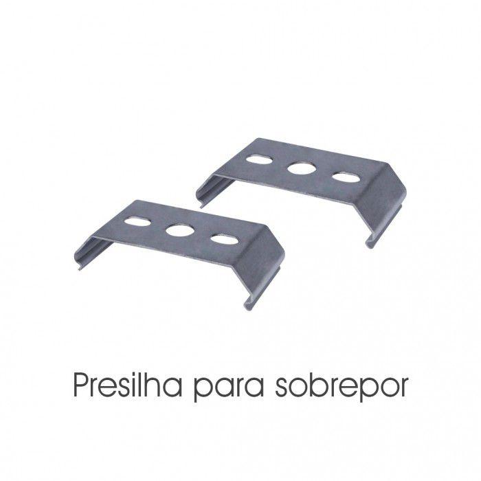 PERFIL SOBREPOR ILU-PS53  ( POR METRO)