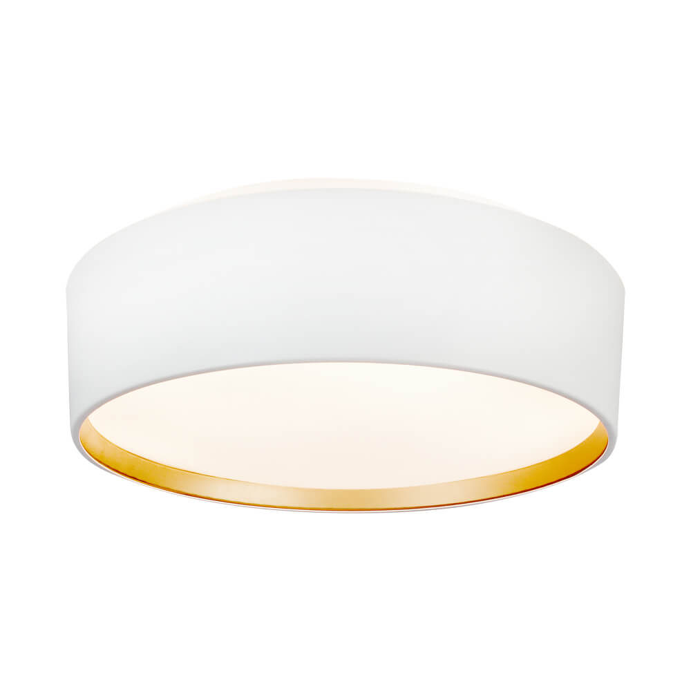 PLAFON CIRCLE CFL E27 – BIVOLT 127V / 220V – 680 X 680 X 190MM