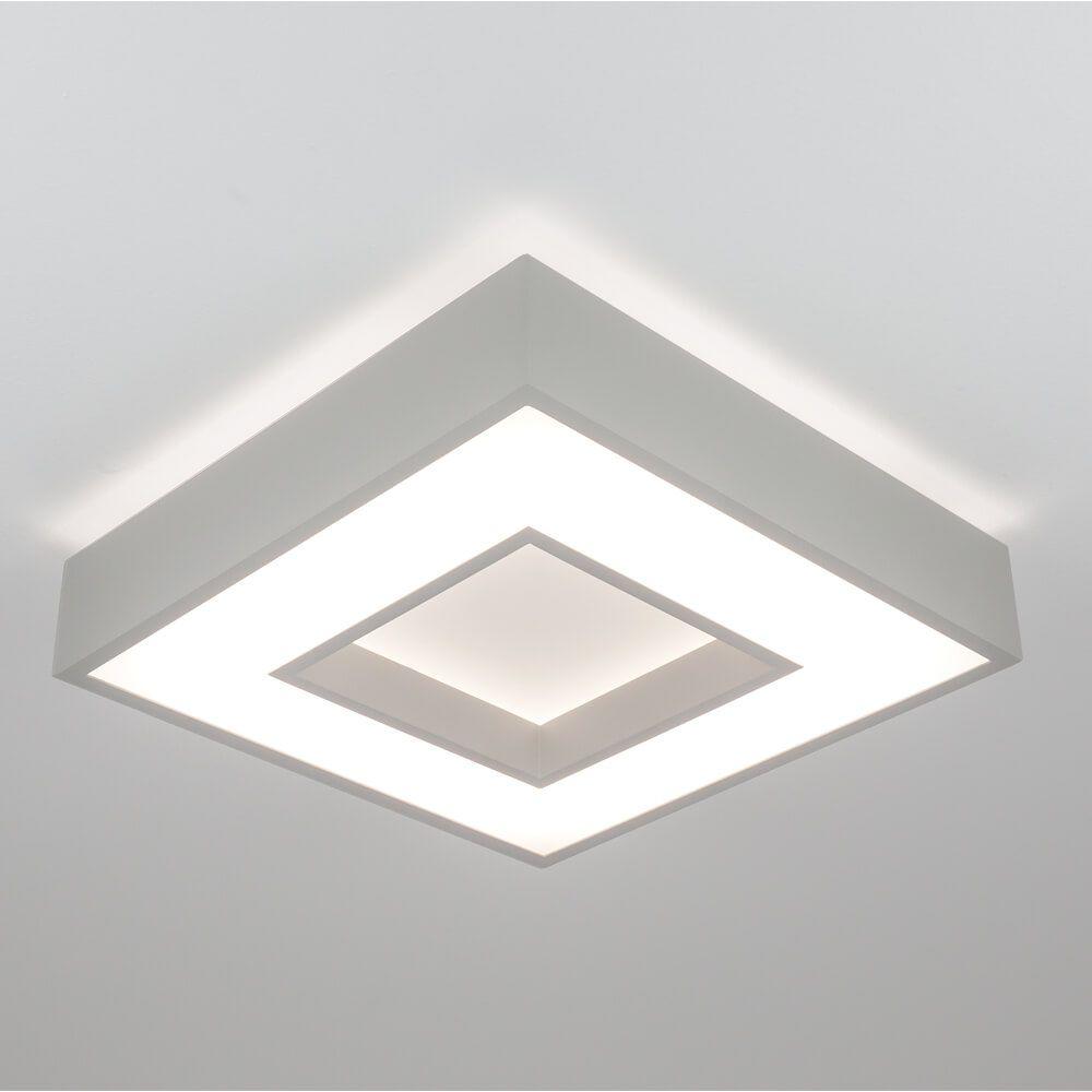 PLAFON NC LED 25,2W 127/220V 350X350X83MM