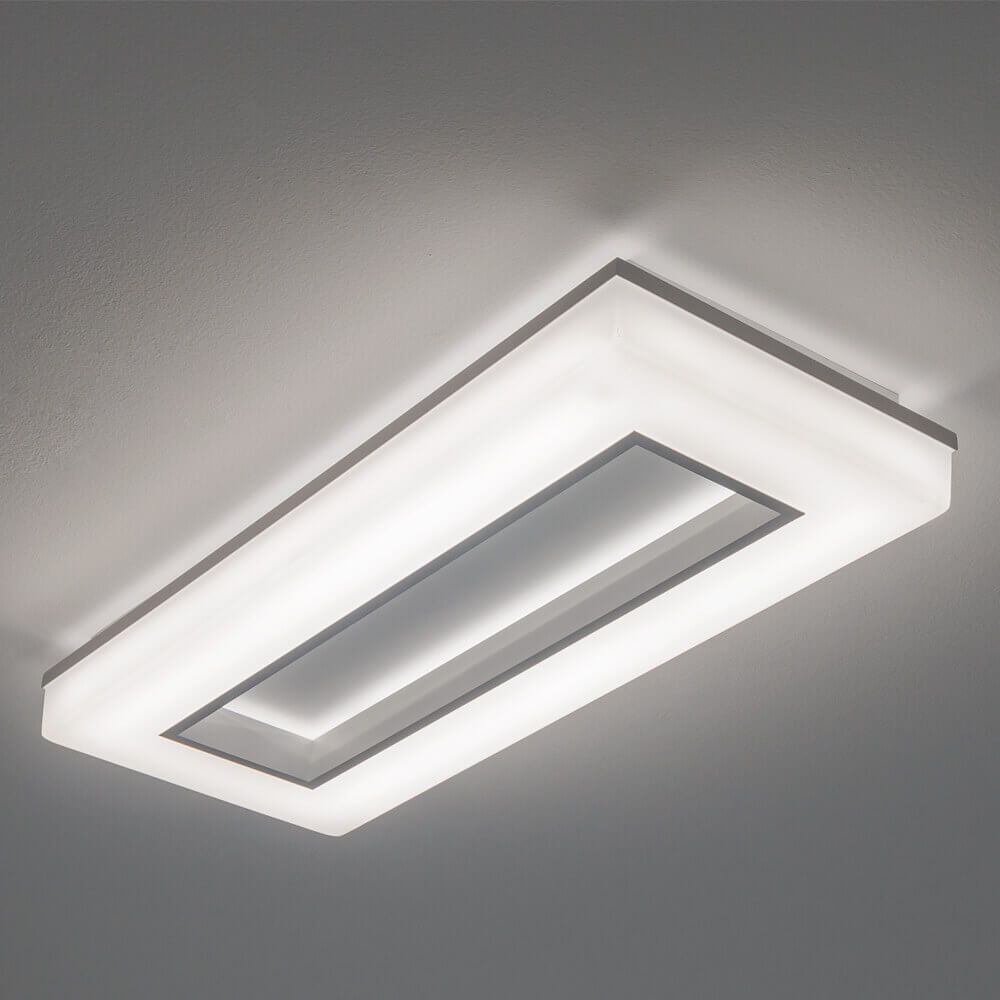 PLAFON P LED 33,6W 127/220V 643X265X70MM