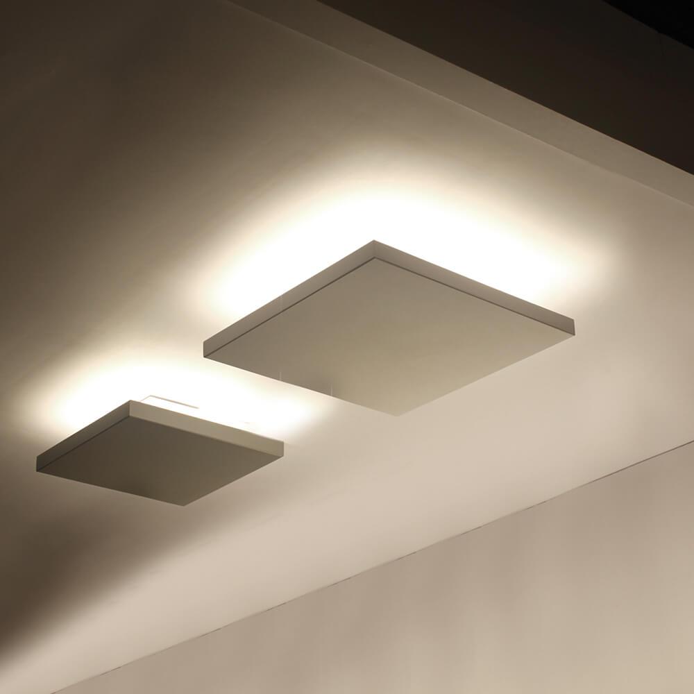PLAFON T LED 33,6W 127/220V 500X500X140MM