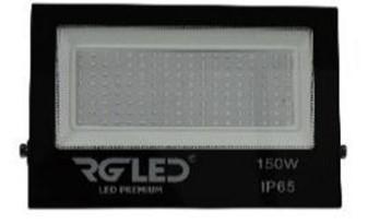 REFLETOR SMD SLIM LED 150W IP65 120° 6500K BIVOLT
