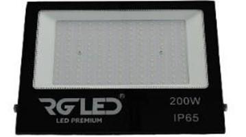 REFLETOR SMD SLIM LED 200W IP65 120° 6500K BIVOLT