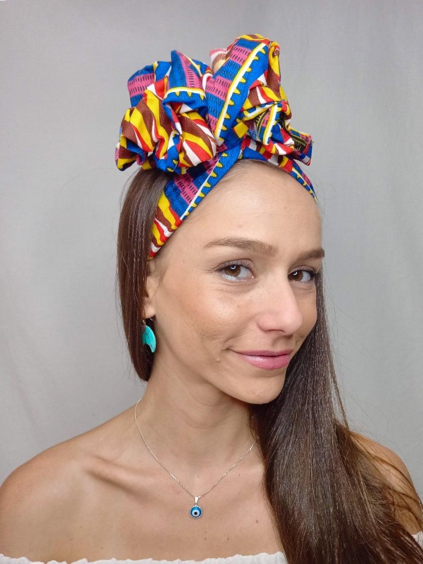 Afro - Estampado
