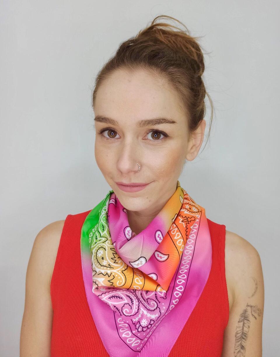 Bandana - Tie Dye