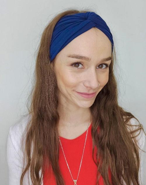 Helena - Azul Marinho