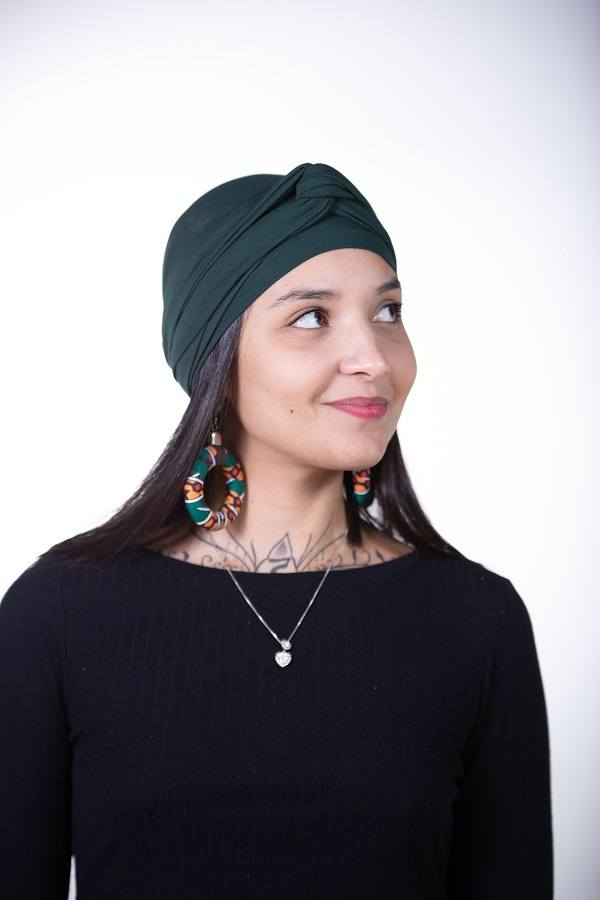Turbante Iris - Verde