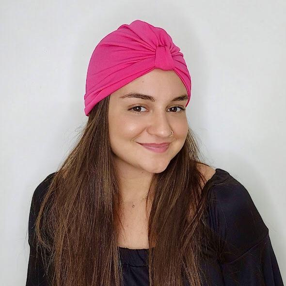 Turbante Teodora - Pink