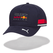 BONÉ RED BULL RACING ASTON MARTIN INFANTIL  - AZUL