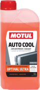 FLUIDO PARA RADIADOR MOTUL AUTO COOL OPTIMAL ULTRA 1L
