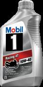 ÓLEO MOBIL 1 RACING 4T 10W40 SINTÉTICO 1L
