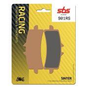PASTILHAS DE FREIO SBS 901RS RACING SINTERIZADA