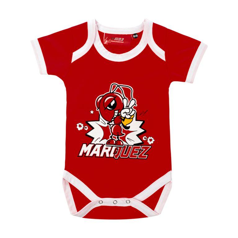 BODY BABY MARC MARQUEZ ROMPER CARTOON 2018 INFANTIL