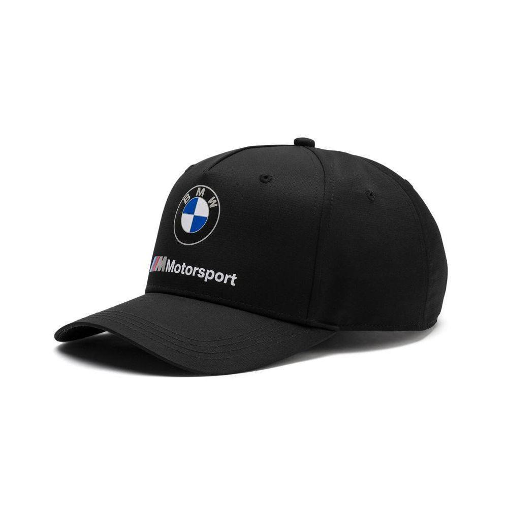 BONÉ BMW MOTORSPORT TEAM RÉPLICA - PRETO