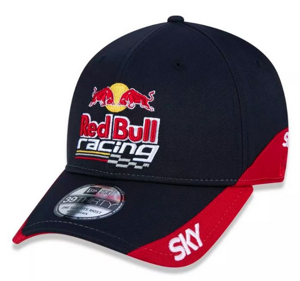 BONÉ RED BULL RACING NEW ERA 3930 SKY