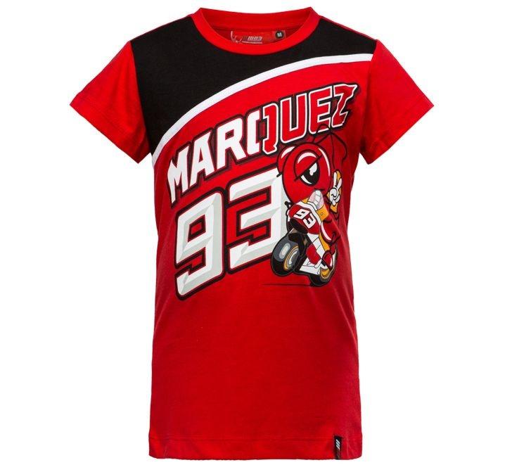 CAMISETA MARC MARQUEZ FRONT INSERT 93 INFANTIL