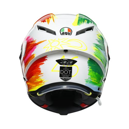 CAPACETE AGV PISTA GP RR MUGELLO 2019