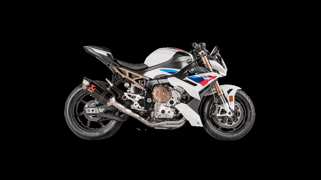 COLETOR AKRAPOVIC TITÂNIO - BMW S1000RR 2020
