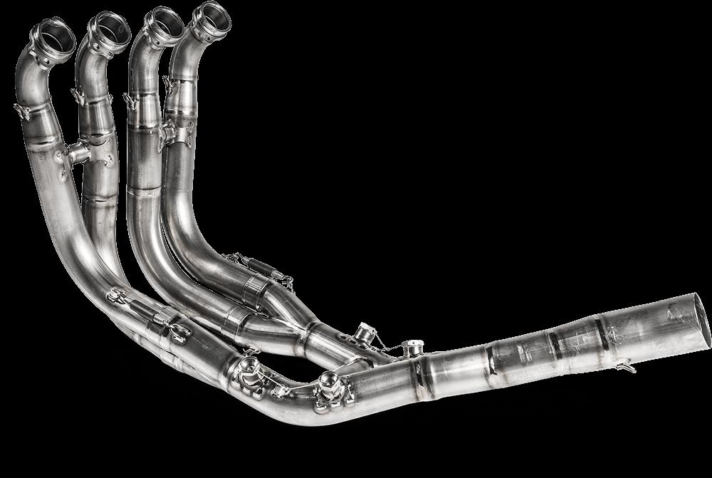 COLETOR AKRAPOVIC TITANIUM - BMW S1000RR 2020