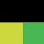 Preto/Verde-Amarelo