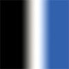 Preto-Fosco/Branco/Azul-Claro