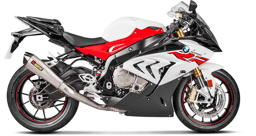 ESCAPAMENTO AKRAPOVIC FULL SYSTEM RACING LINE - BMW S1000RR 2017/2019