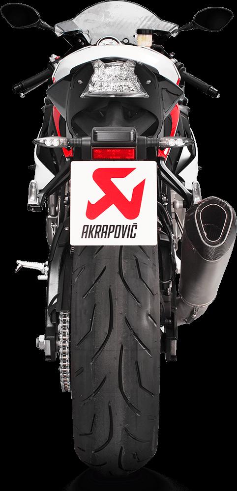 ESCAPAMENTO AKRAPOVIC FULL SYSTEM RACING LINE - BMW S1000RR 2017/2019