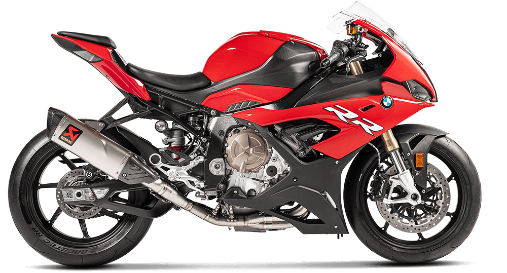 ESCAPAMENTO AKRAPOVIC FULL SYSTEM RACING LINE - BMW S1000RR 2020