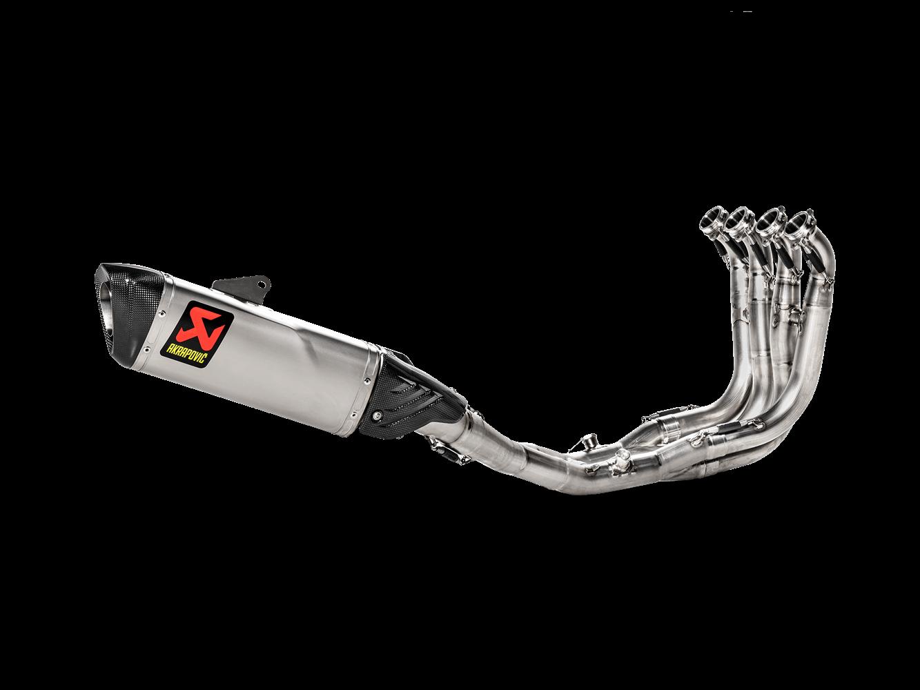 ESCAPAMENTO AKRAPOVIC FULL SYSTEM RACING LINE - BMW S1000RR 2020/2021