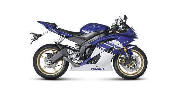 ESCAPAMENTO AKRAPOVIC SLIP-ON - YAMAHA YZF-R6 2008-2014