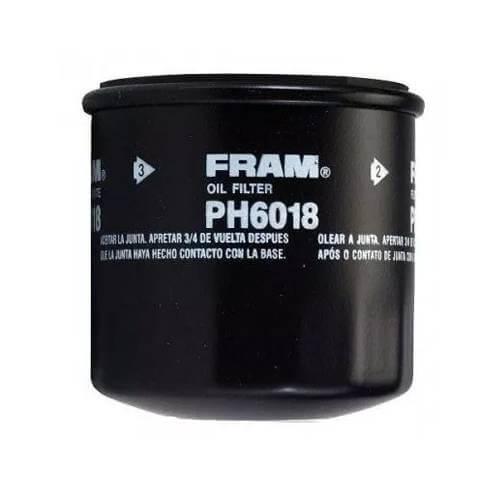 FILTRO DE ÓLEO FRAM - PH6018